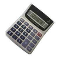 Buy cheap 8 Digits Office Desktop Calculator Logo Gift Promotional Calculator from wholesalers