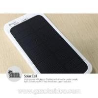China 5000mAh Best Portable Solar Panel Battery Charger on sale