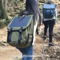 Buy cheap Popular Backpack Solar Panel Charger from wholesalers