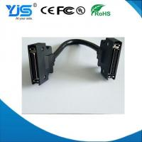 China SCSI Connector DB50 CN50 Metal Hood Type with Screw Terminal SCSI Hard Drive Cable Exporter on sale