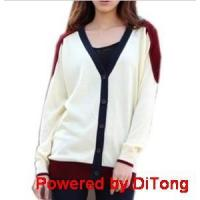 China Lady Knitted Cardigan Sweater (W22011) on sale