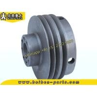 Buy cheap Parts China Beiben Truck Weichai WD615 parts 612600020282 Belt pulley from wholesalers