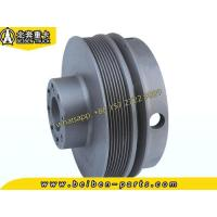 Buy cheap Parts Weichai WD615 Crankshaft parts Belt pulley 612600020081 from wholesalers