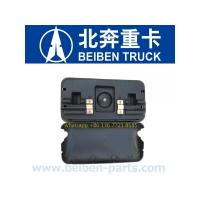 Buy cheap Parts heavy truck parts rear view mirror assembly for Beiben cabin from wholesalers