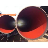 Quality Large Diameter Welded SSAW Steel Pipe Carbon SSAW Steel Pipe wholesale