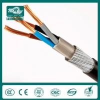 China Flexible Instrumentation Cable to BS7671 Standard Galvanised Steel Wire Braided SY Control Cable on sale