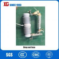 Quality Fuse exported type 6.2KV 7KV 10KV12KV 35KV drop out HRC fuse supplier wholesale