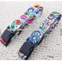 Quality Polyester Sublimation Pets Dogs Collar wholesale