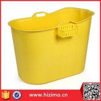 Food Grade PP5 Material Plastic Bath Tub for Adult