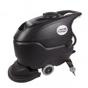 Cheap 20 inch Walk Behind Scrubber, Battery-Powered for sale