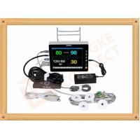 China Multiparameter Patient Monitor 8 Inch Vital Signs Monitoring Devices on sale