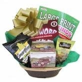 Cheap Men's Vintage Gift Basket for Birthday, Retirement, Get Well for sale