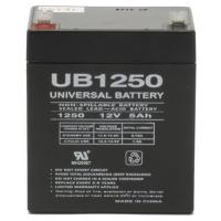 Quality 12V 5AH SLA Replacement Battery for Ansul Alarms A15604 wholesale