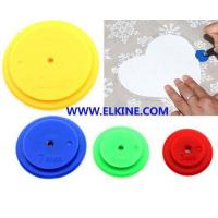China DIY Plastic Craft EK21020 4PCS Quilting & sewing seam markers/sewing Guide on sale