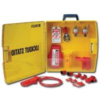 Quality Brady Ready Access Valve and Electrical Lockout Station wholesale