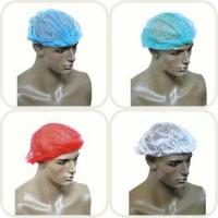 Buy cheap SURGICAL CAP DISPOSABLE NON WOVEN HAIRNETS from wholesalers