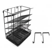 Quality EasyPAG 4 Tier Assembly Desk Trays With Drawer Desktop / Wall Mount Filer Organizer wholesale