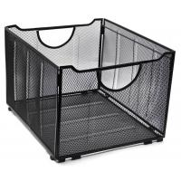 Quality EasyPAG Letter Size Mesh Office File Organizer Storage Box for 12 x 9-1/4 inch wholesale