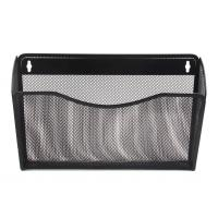 EasyPAG Mesh Collection 3 Pocket Wall Mounted Letter File Organizer