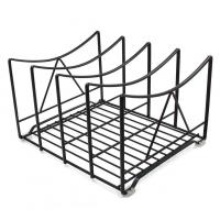 Buy cheap IZLIF Kitchen Cabinet Organizer Holder Pantry Rack 7.25 inch High ,4 Compartments from wholesalers