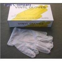 Quality BH-109 Good quality Disposable powder free Vinyl Glove wholesale
