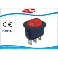 Quality 10000 Cycles Endurance ON OFF Electrical Rocker Switches For Electrical appliance wholesale