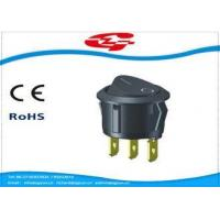 Buy cheap 10Ampere 250 Volt AC Electrical Rocker Switches 10000cycles lifespan from wholesalers