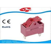 Buy cheap Professional Red Plane Electrical Rocker Switches For Home , 26*13mm Size from wholesalers