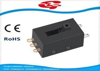 China 5A 250VAC Slide Electrical Rocker Switches For Home Appliance , Free Samples