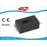 Buy cheap 5A 250VAC Slide Electrical Rocker Switches For Home Appliance , Free Samples from wholesalers