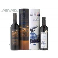 Promotional Custom Printed Wine & Cylinder Gift Sets