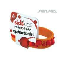 Buy cheap Promotional 3D Rubber PVC Bracelets from wholesalers