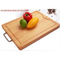 Quality Bamboo cutting boards LB1230 Rubber wood wholesale