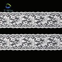 China 2017 Eco-friendly knitted chemical embroidery lace fabric on sale