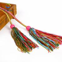 Buy cheap Colorful Tassel Lace Trimming from wholesalers