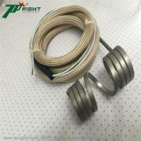 China Thermocouple Type J or K Spring Hot Runner Coil Heater on sale