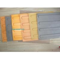 China Tactiles Aowel Rubber Tactile Pavers on sale