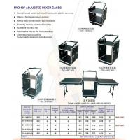 "Pro 19"" Adjusted Mixer Cases"