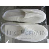 Quality hotel shoe-soft coral yarn wholesale