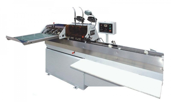 China Post Printing Machines Semi-automatic saddle stitching machine