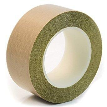 Cheap PTFE Coated Fiberglass Adhesive Tapes for sale