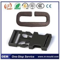 Factory OEM mold injection Plastic Bad Buckle and Parts