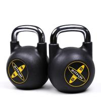 Quality Rubber Competiton Kettlebell wholesale