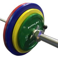 Buy cheap Steel Weight Plates for Power Lefting from wholesalers