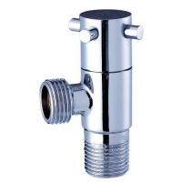 Buy cheap Plastic Handle Brass Angle Valve from wholesalers
