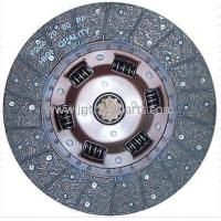 Buy cheap Hino H07D clutch disc with OEM HND063U Making for Japanese Auto part with high quality from wholesalers
