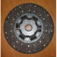 Buy cheap isuzu 6RA1 clutch disc with OEM ISD002 Making for Japanese Auto part with high quality from wholesalers