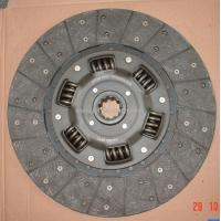 Buy cheap isuzu 6BG1 clutch disc with OEM ISD028U Making for Japanese Auto part with high quality from wholesalers