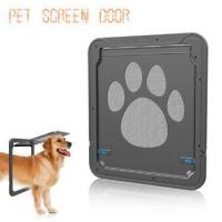 Quality ABS Material Pets Screen Door wholesale