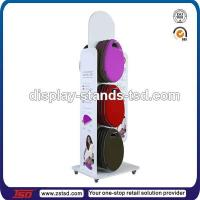 Buy cheap Cushion Floor Hanging Display Stand Rack from wholesalers